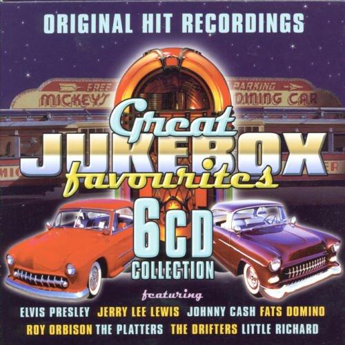 Various Artists - Great Jukebox Favourites - Zortam Music