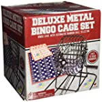 Deluxe Wire Cage Bingo Set (styles wi...