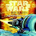 Star Wars: Jedi Quest #3: The Dangerous Games Audiobook by Jude Watson Narrated by Jonathan Davis