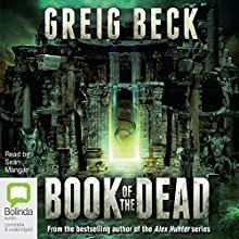 Book of the Dead Audiobook by Greig Beck Narrated by Sean Mangan
