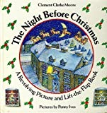 The Night Before Christmas (A Revolving Picture and Lift-the-Flap Book)