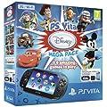 Sony PlayStation Vita 3G Console with Disney Mega Pack + 16GB Memory Card