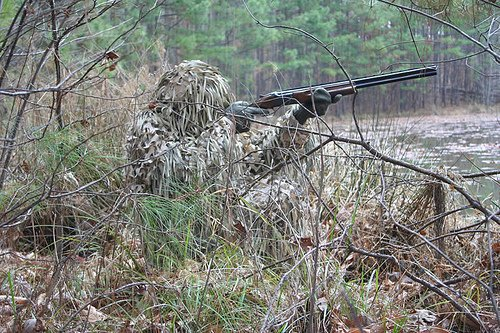 CamoSystems Jackal Ghillie Suit Desert ML
