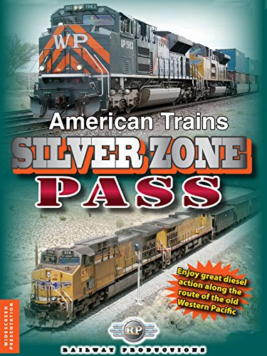 American Trains-Silver Zone Pass
