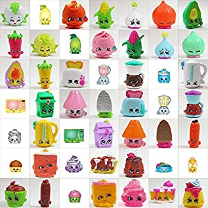 2014 Season 2 Shopkins Figures Starter Playset (Featuring 25 Different