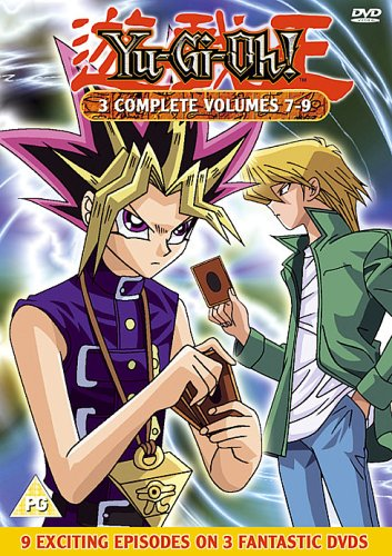 Yu-Gi-Oh! - Volumes 7 - 9 [Box Set] [DVD]