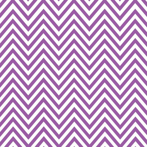 Con-Tact Brand Creative Covering Self-Adhesive Shelf and Drawer Liner, 18-Inches by 24-Feet, Chevron Purple (Purple Shelf Liner compare prices)