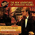 The New Adventures of Sherlock Holmes, Volume 2 Radio/TV Program by Dennis Green, Anthony Boucher Narrated by Basil Rathbone, Nigel Bruce