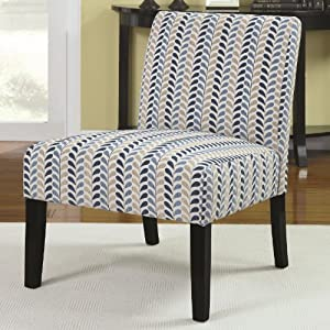 Cool New Coaster Home Furnishings 902059 Contemporary Leaf Short Links Chair Design For Home Short Linksinfo