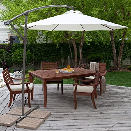 Coral Coast 9-ft. Offset Umbrella