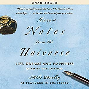 More Notes from the Universe Audiobook