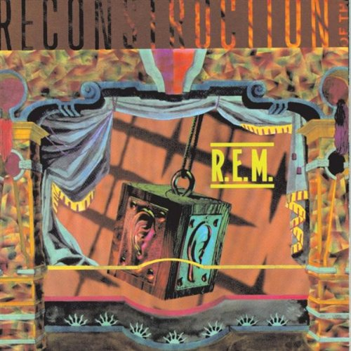 Original album cover of Reconstruction of the Fables by R.E.M.