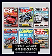 Bike Multi Magazine - Magazine Gift Subscription