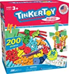 Tinkertoy 30 Model, 200 Piece, Super...