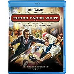Three Faces West [Blu-ray]