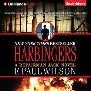 Harbingers: A Repairman Jack Novel, Book 10 | [F. Paul Wilson]