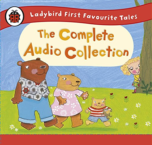 Ladybird First Favourite Tales: The Complete Audio Collection (Ladybird Audio Tales)