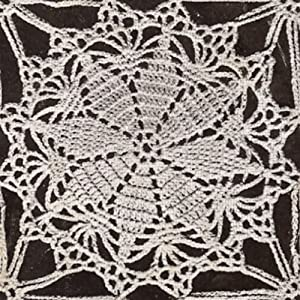 Tablecloth Crochet Pattern | Dobbles Craft Designs