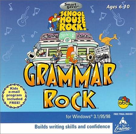 Schoolhouse Rock: Grammar Rock! (Jewel Case)