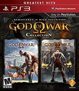 God of War: Collection - PlayStation 3 Standard Edition