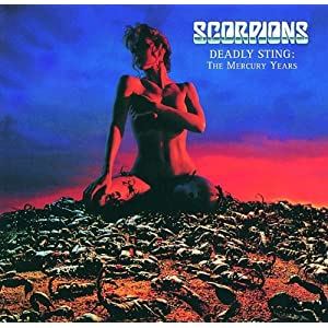 Scorpions -  Rhythm of Love - CDV