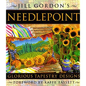 Jill Gordon's Needlepoint: Creative Tapestry Designs