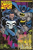 Marvel Age #139 (Batman and the Punisher)