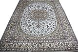 10'x 14' Persian Silk Rug Plain Prayer Rug Decorator Rug Japanese Rugs(183b-10x14)