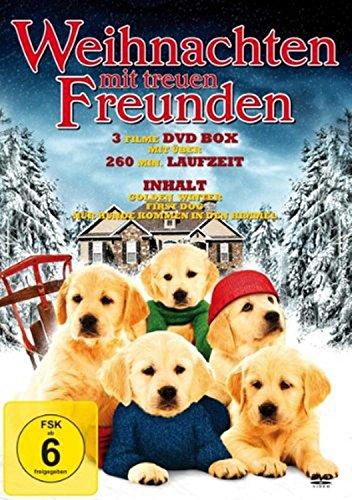 Weihnachten mit treuen tierischen Freunden (Das Kinder Highlight nicht nur zu Weihnachten ) (Inhalt: 6 Filme mit 490 Min. Laufzeit) [2 DVDs]