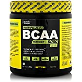 Healthvit Fitness BCAA 6000, 200g Powder (25 Servings) Pineapple Flavour