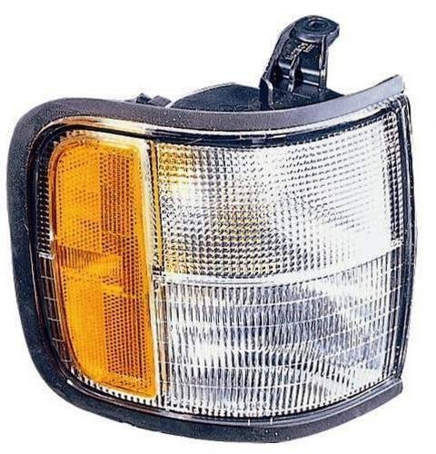 Depo 313-1505R-AS Isuzu Trooper/Acura SLX Passenger Side Replacement Parking/Signal Light Assembly Style: Passenger Side (RH)