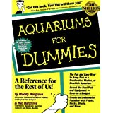 Aquariums For Dummies ~ Maddy Hargrove