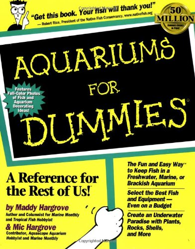 Aquariums For Dummies