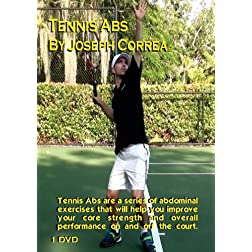 Tennis Abs by Joseph Correa