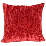 Brentwood Originals 1784 Streamers Decorative pillow, Red