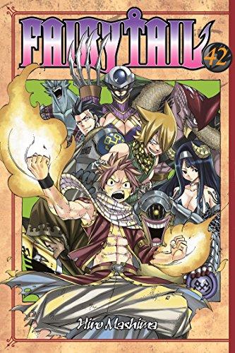 Fairy Tail 42 [Mashima, Hiro] (Tapa Blanda)