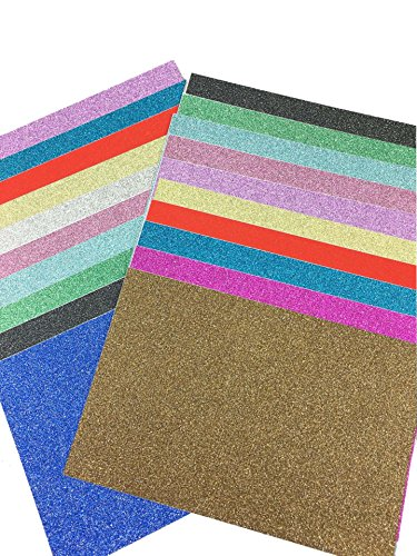 pack-of-20-sheets-10-x-15cm-self-adhesive-gemstone-metallic-glitter-art-sign-vinyl-sticker-sticky-pa