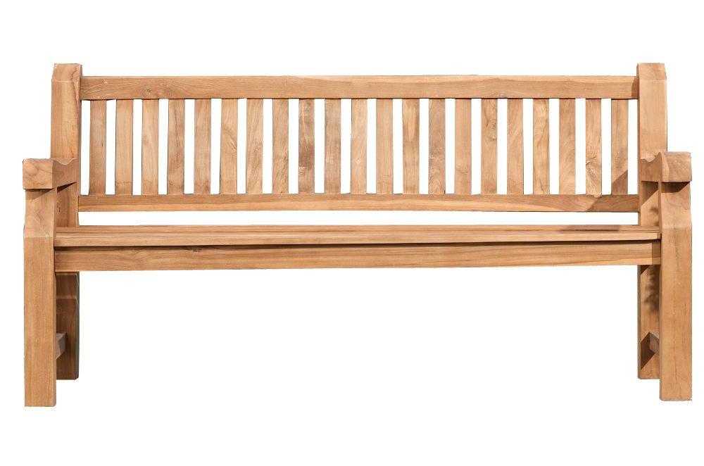 clp wetterfeste gartenbank jackson aus massivem teakholz aus bis zu 5 gr en w hlen 120x60 cm. Black Bedroom Furniture Sets. Home Design Ideas