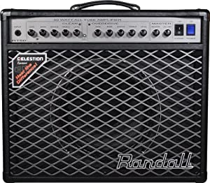 Randall RT50C RT Series All Tube Guitar Combo Amplifier