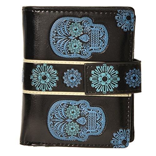 15. Shagwear Women's Trendy Fashion Snap Closure Small Clutch Wallets