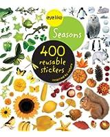 Eyelike Stickers: Seasons 400 Reusable Stickers