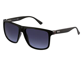 Sense42 Retro Pilotenbrille Sonnenbrille milchiger Rahmen verspiegelt