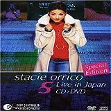 echange, troc Stacie Orrico - Live in Japan