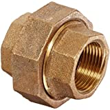 Anderson Metals 38104-16 1-Inch Brass Union