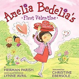 Amelia Bedelia's First Valentine Audiobook