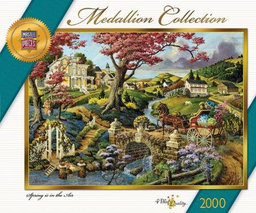 Buy Low Price Masterpieces Titania Amp Oberon 3000 Pc