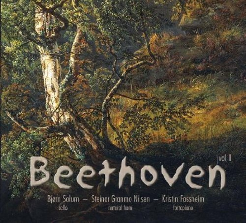 SACD : BEETHOVEN / FOSSHEIM / SOLUM / NILSEN - Beethoven Sonatas 2