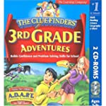 ClueFinders 3rd Grade Advance Math