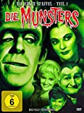 Die Munsters - Staffel 1/Teil 1 [3 DVDs]