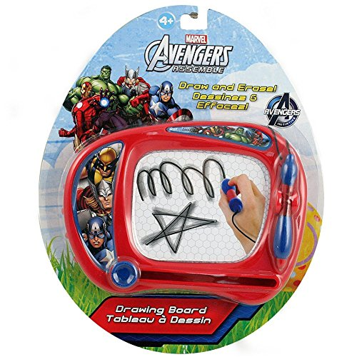 The Avengers Drawing Board
